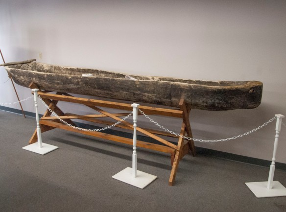 Over parts of three centuries, the unearthed dugout canoe will find its place in history.
