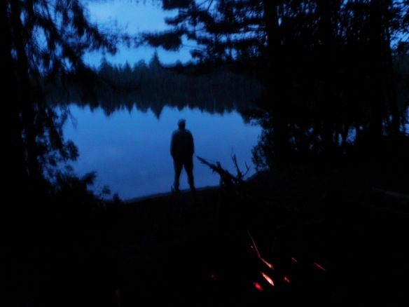 In the BWCA, technology wasn't even a thought.