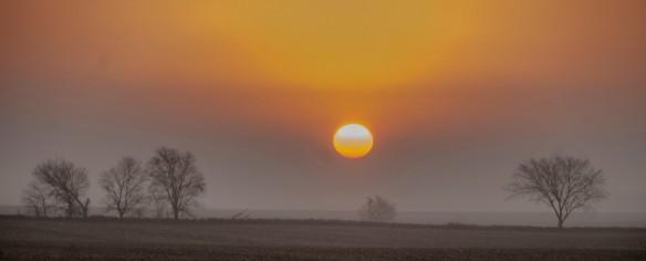 Prairie Dawning